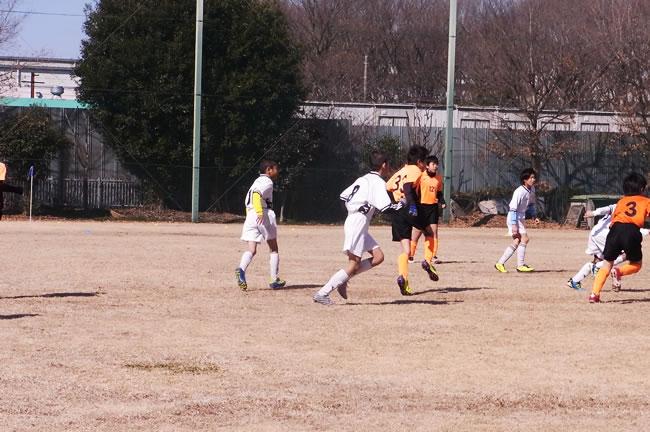 1回戦vs南池袋FC001