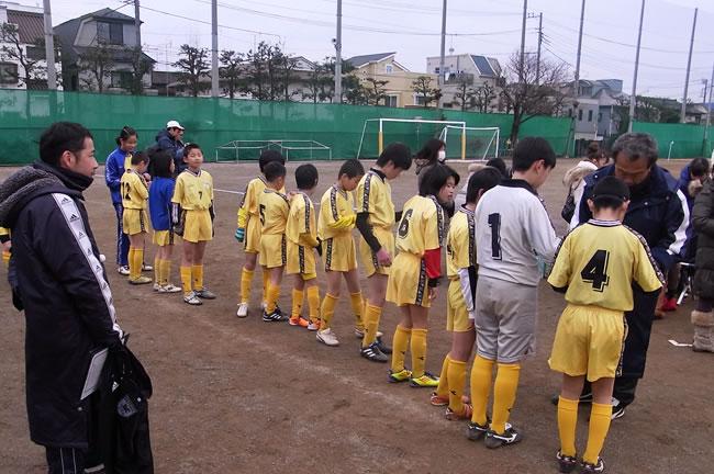 3位決定戦vs池袋FC001