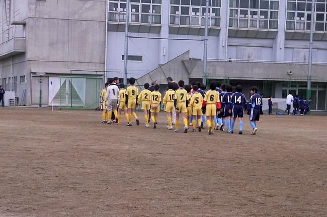 3位決定戦vs池袋FC002