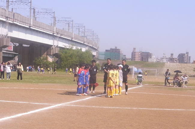 対FC赤羽
