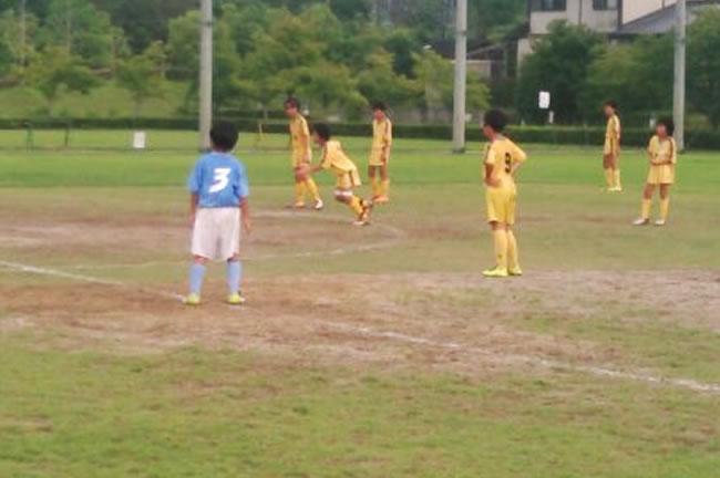 予選リーグ VS国分FC(大阪府)