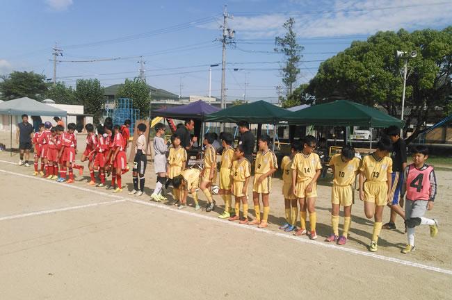3位トーナメント VS吉川FC(福井県)