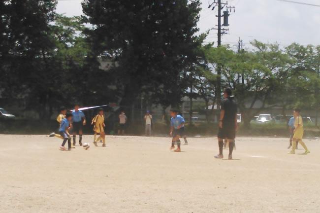 3位トーナメント準決 VS一宮FC(愛知県)