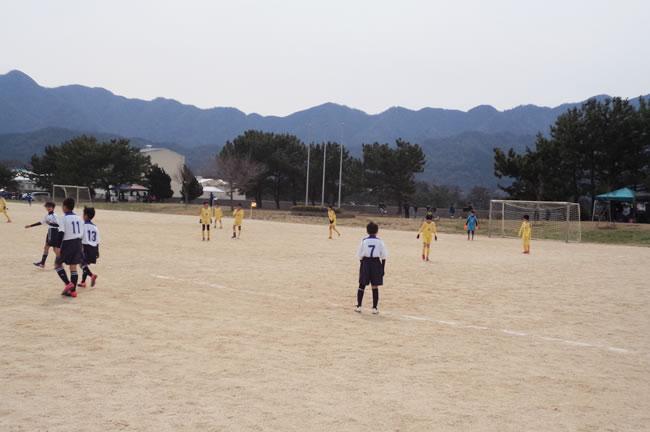 グループ予選リーグ 対藍住北(徳島)