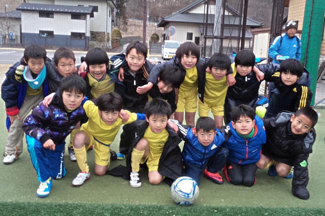 中学年春キャンプ参加メンバー