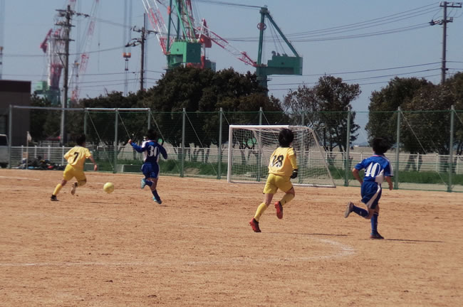 予選リーグ初戦 VS付属高松(香川)5-0と良いスタートをきることができた!