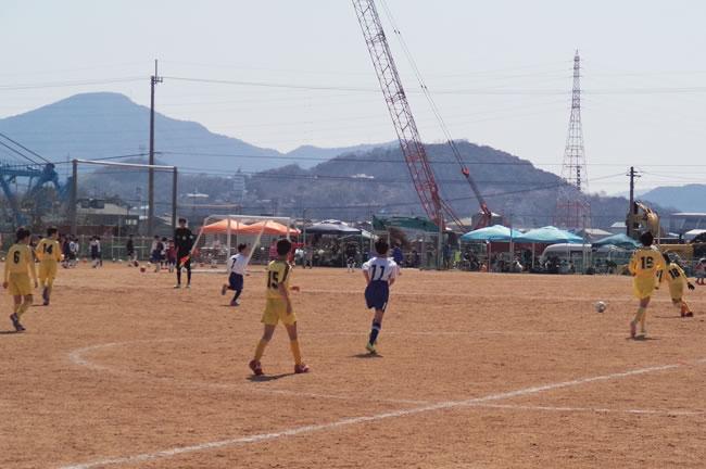 予選リーグ2戦目 VS池田(徳島)2-0