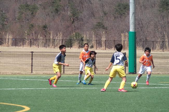 対藤原FC