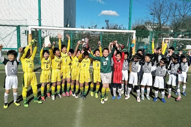 第一SSC恒例の勝利の雄叫び!