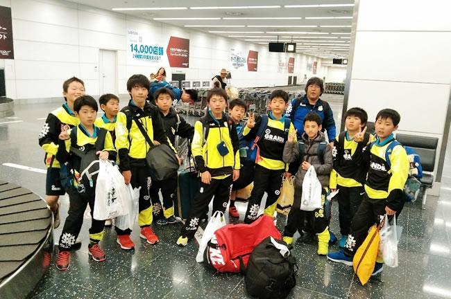 無事に羽田空港に到着!!